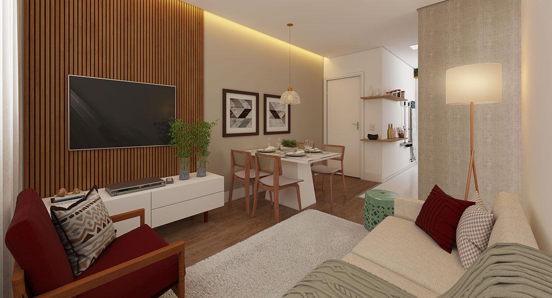 Apartamento à venda em Colina das Flores | Salvador | BA | foto 3 | tenda.com
