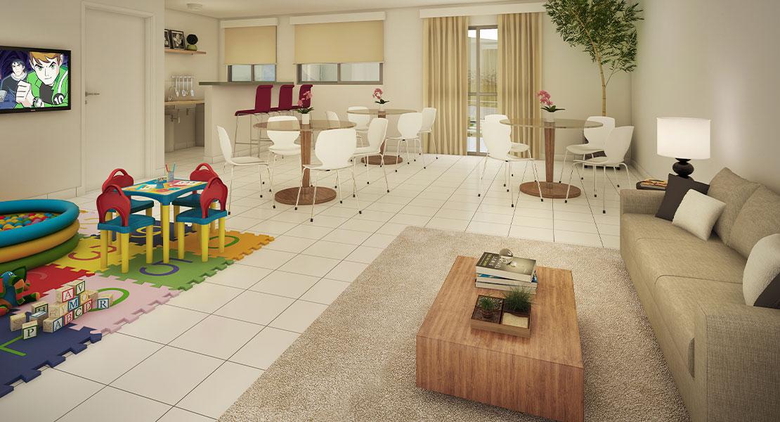 Apartamento à venda em Residencial Campo de Aviação Condomínio Santos Dumont | Paulista | PE | foto 19 | tenda.com