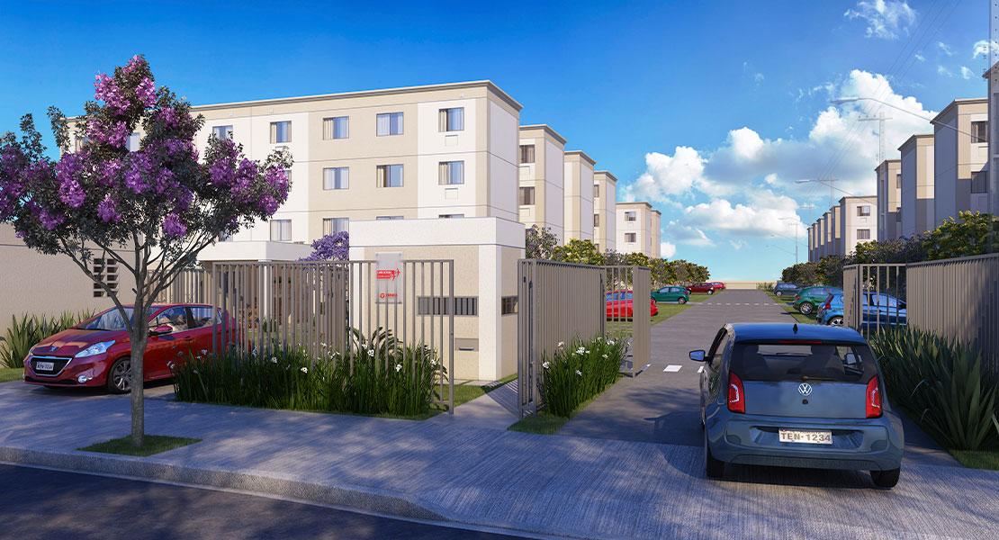 Apartamento à venda em Campo de Pouso Concorde | Paulista | PE | foto 1 | tenda.com