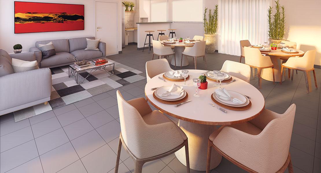 Apartamento à venda em Parque Bellagio | Pinhais | PR | foto 5 | tenda.com