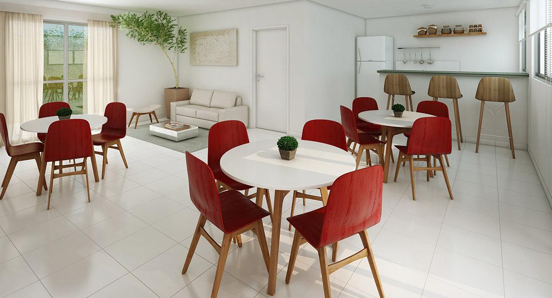 Apartamento à venda em Residencial Jardins Itaquera | São Paulo | SP | foto 3 | tenda.com