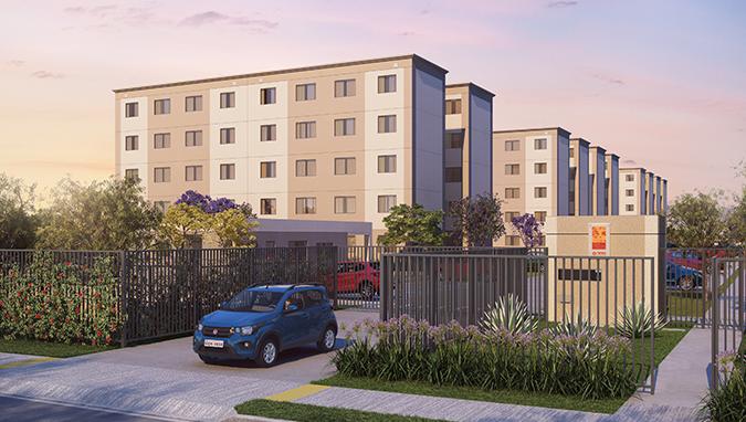 More em um apartamento Tenda no  Jardim Park Canoas | Construtora Tenda | tenda.com