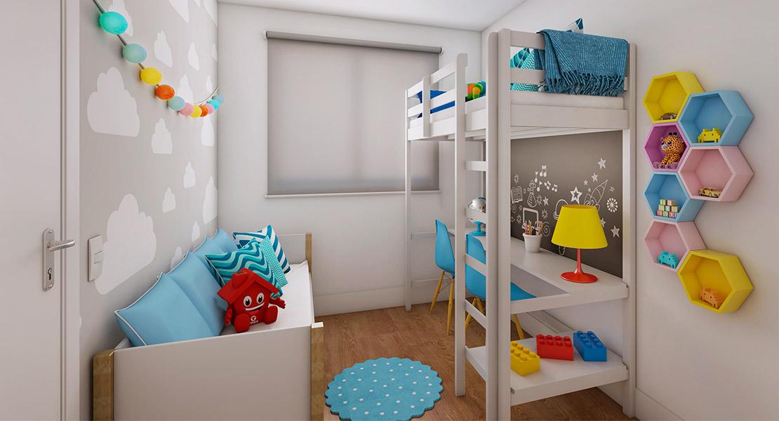 Apartamento à venda em Alto Iguaçu | São José dos Pinhais | PR | foto 9 | tenda.com