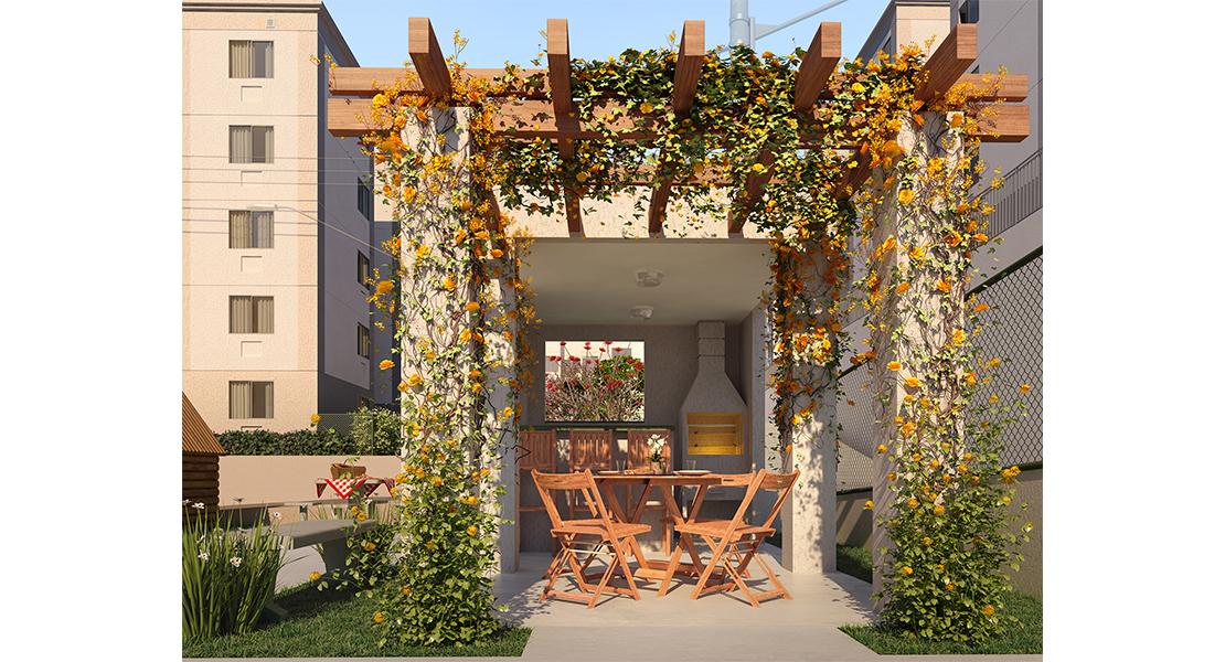 Fotos do Recanto das Flores II | Apartamento Minha Casa Minha Vida | Tenda.com