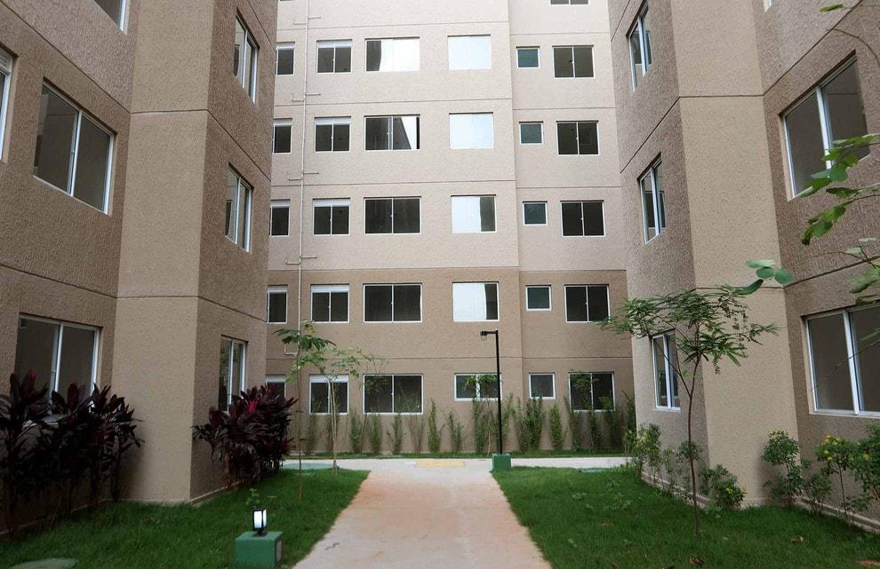 Planta de apartamento em Reserva Cerâmica | São Paulo | SP | planta 1 | tenda.com