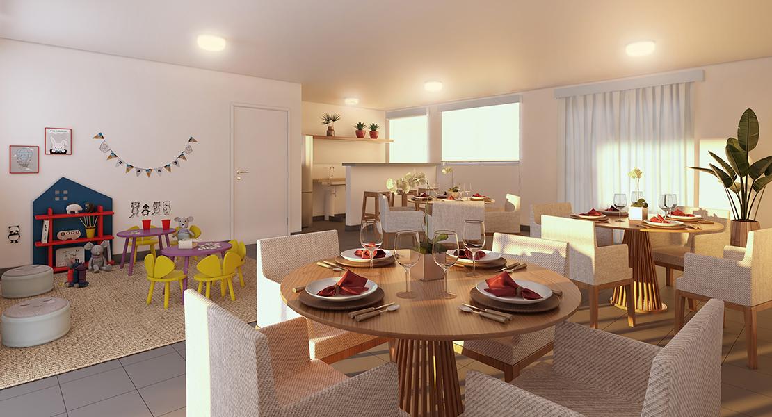 Apartamento à venda em Vila Cerrado II | Goiânia | GO | foto 4 | tenda.com