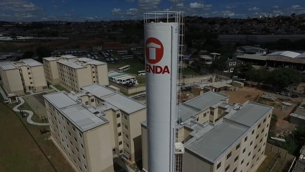 Apartamento à venda em Residencial Parque Lousã | Novo Gama | GO | foto 2 | tenda.com