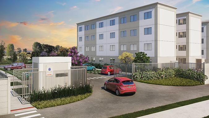 More em um apartamento Tenda no  Villagio Di Piacenza | Construtora Tenda | tenda.com