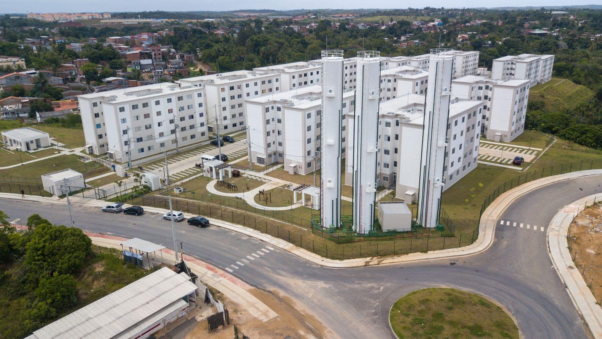 Planta de apartamento em Viver Salvador | Salvador | BA | planta 1 | tenda.com