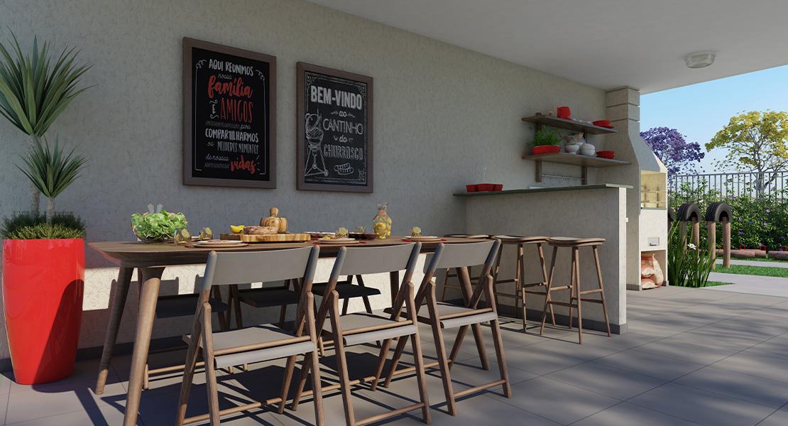 Apartamento à venda em Villa D'Oro | Salvador | BA | foto 3 | tenda.com