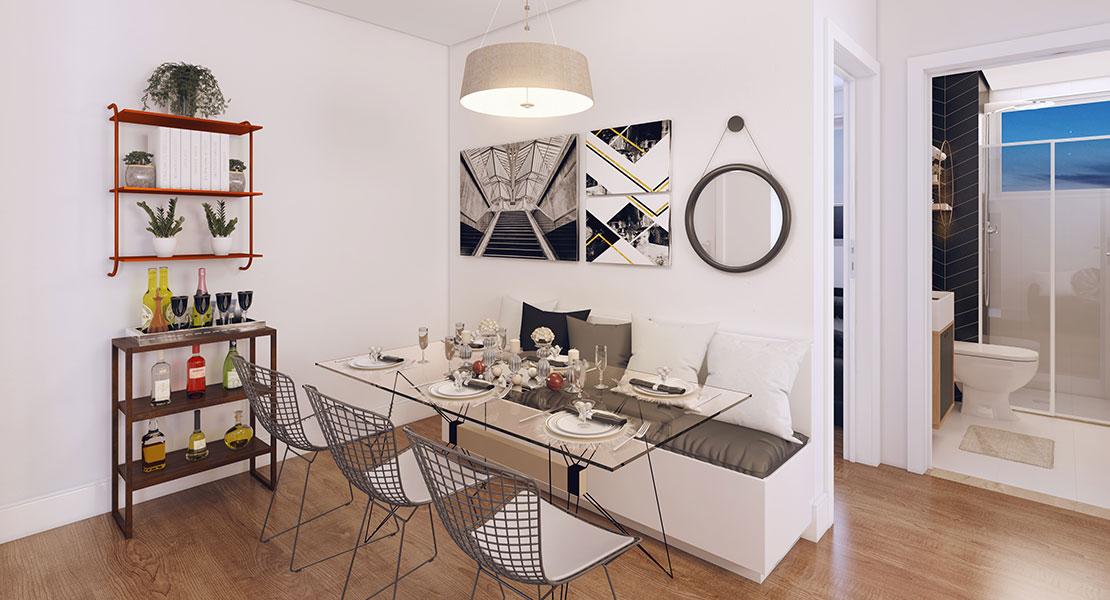 Apartamento à venda em Duo Interlagos | São Paulo | SP | foto 5 | tenda.com