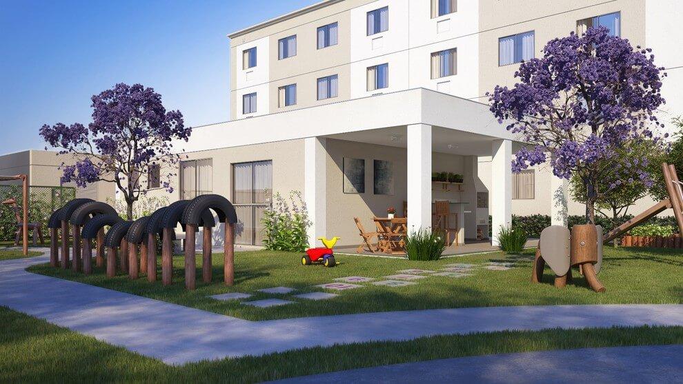 More em um apartamento Tenda no  Campo de Pouso Concorde | Construtora Tenda | tenda.com