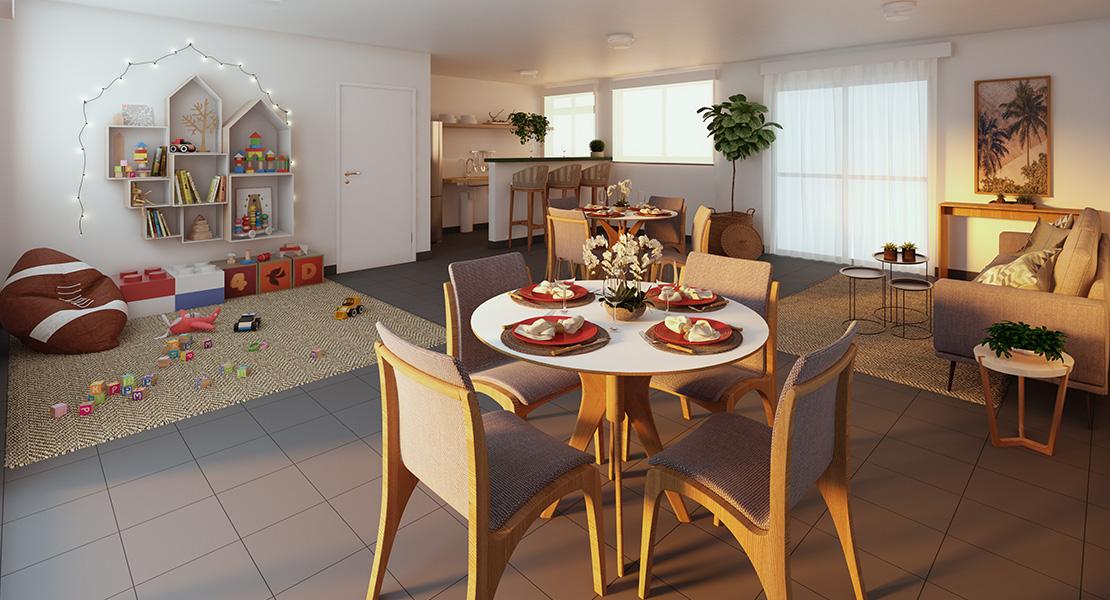 Fotos do Sol de Camarás - Condomínio I | Apartamento Minha Casa Minha Vida | Tenda.com