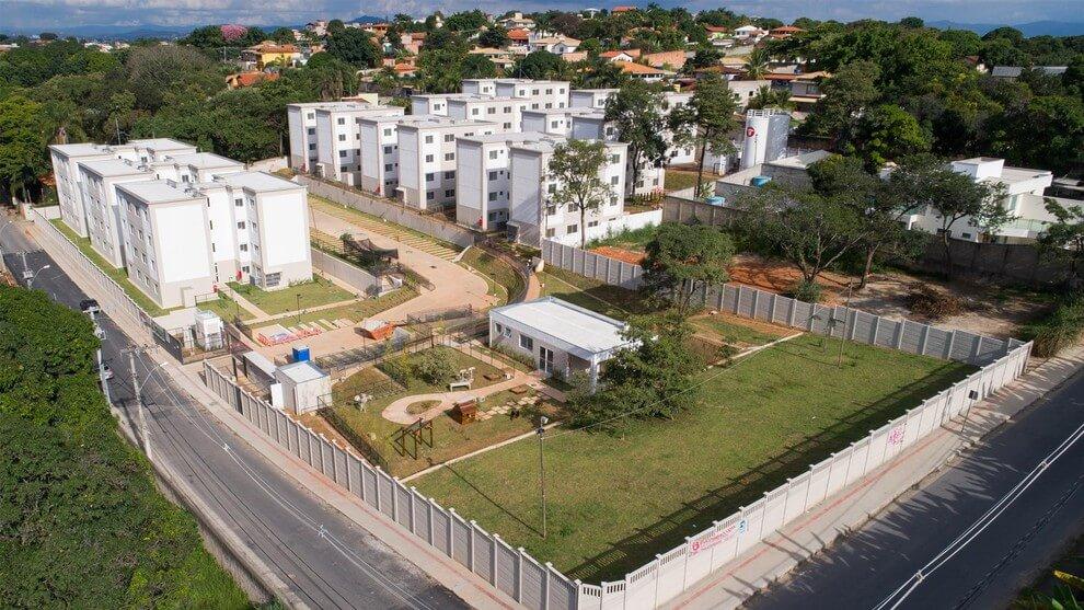 Fotos de obras no empreendimento Recanto da Lagoa | Belo Horizonte | MG | foto 1 | tenda.com