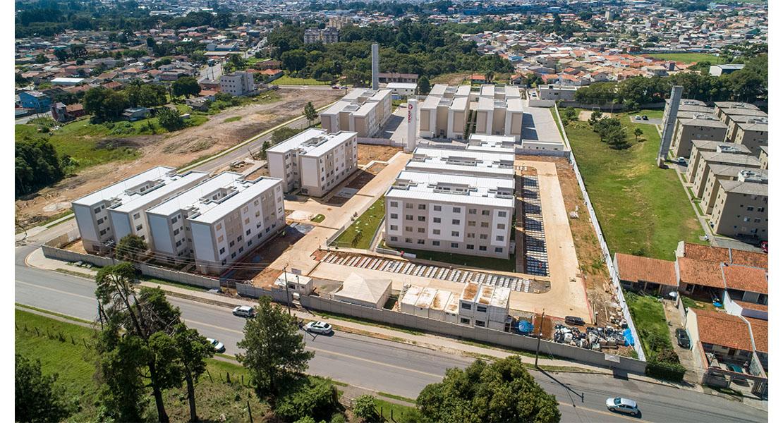 Fotos de obras no empreendimento Moradas do Planalto | Colombo | PR | foto 1 | tenda.com