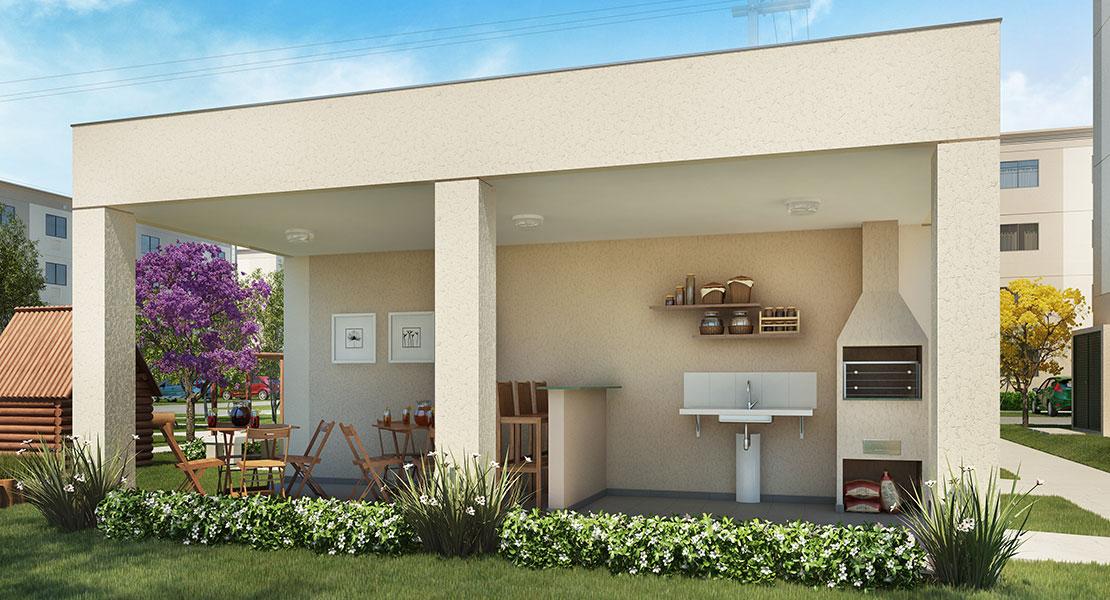 Apartamento à venda em Campo de Pouso Condomínio Zeppelin | Paulista | PE | foto 4 | tenda.com