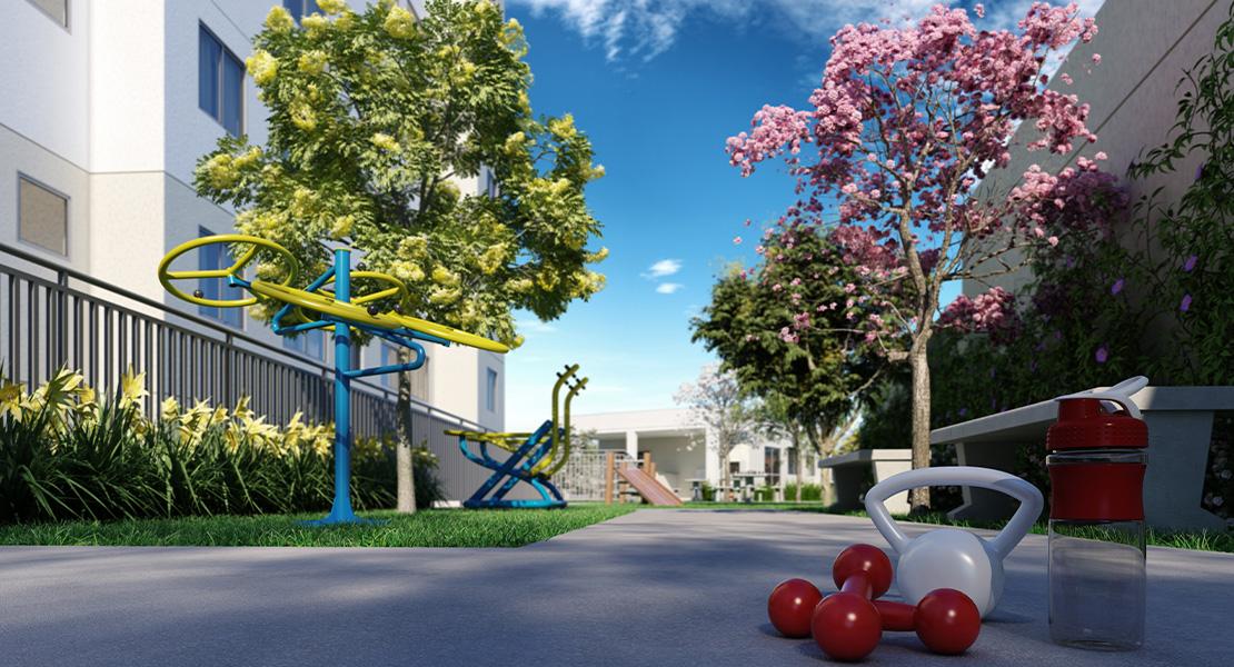 Apartamento à venda em Villa D'Oro | Salvador | BA | foto 2 | tenda.com