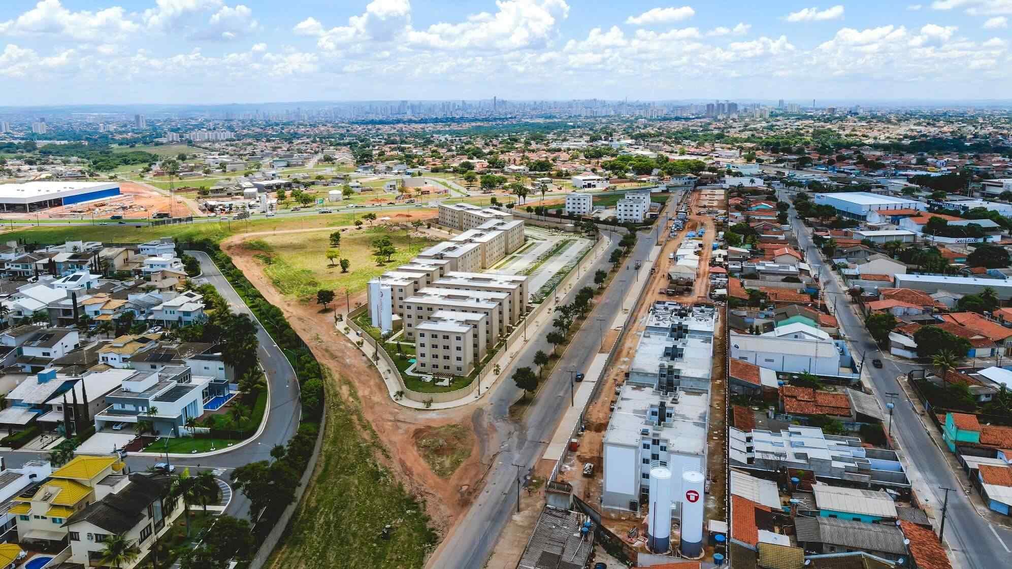 Fotos de obras no empreendimento Parque Cerrado III | Goiânia | GO | foto 1 | tenda.com