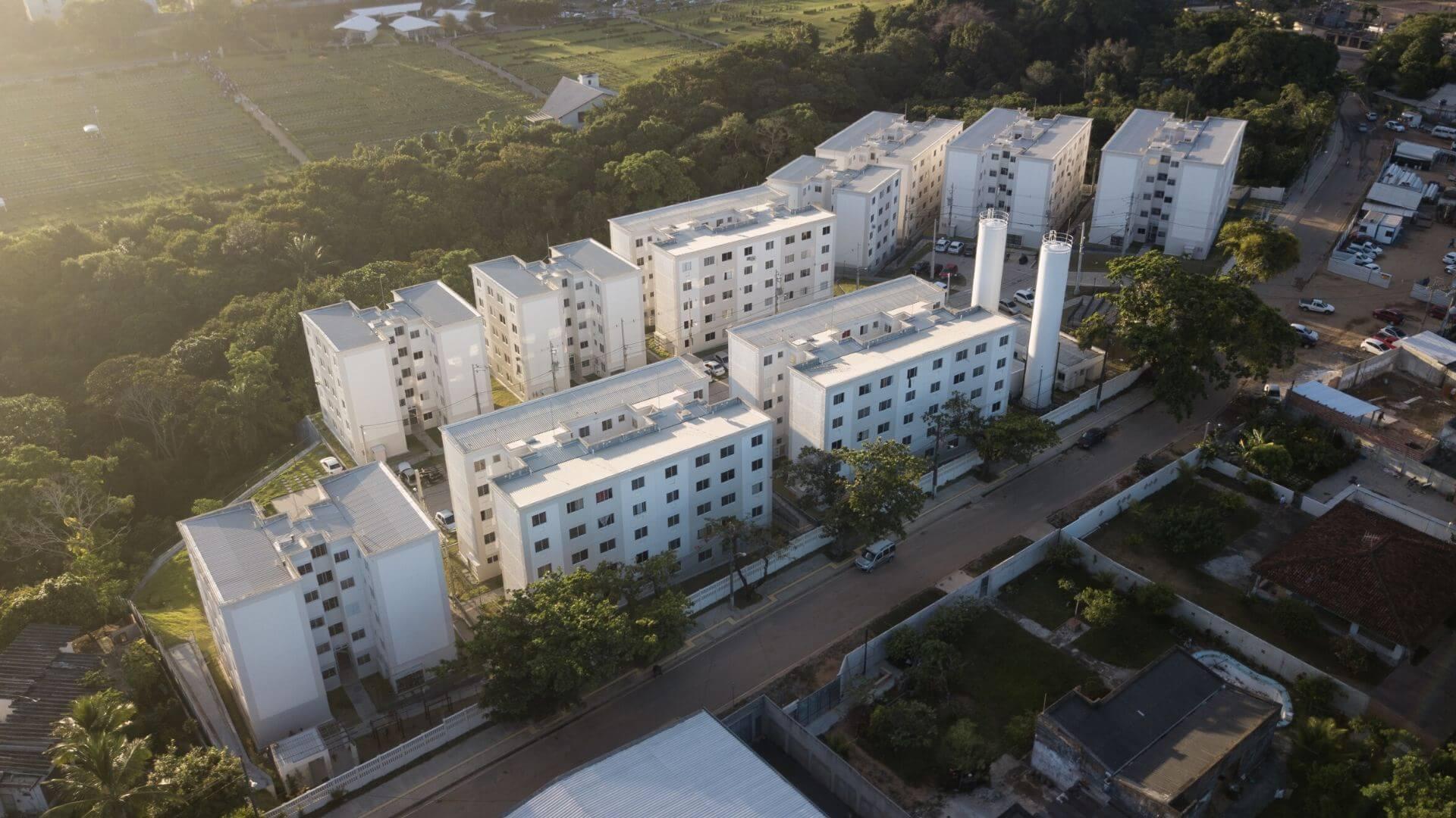 Fotos de obras no empreendimento Parque das Nações | Salvador | BA | foto 1 | tenda.com