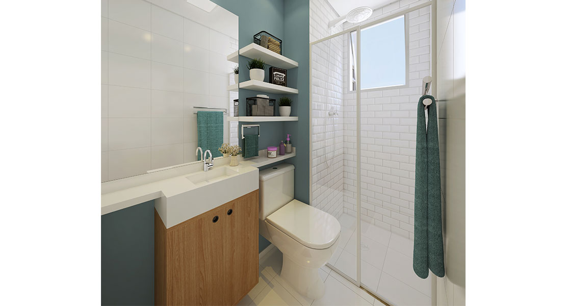 Fotos do Recanto do Pontal | Apartamento Minha Casa Minha Vida | Tenda.com