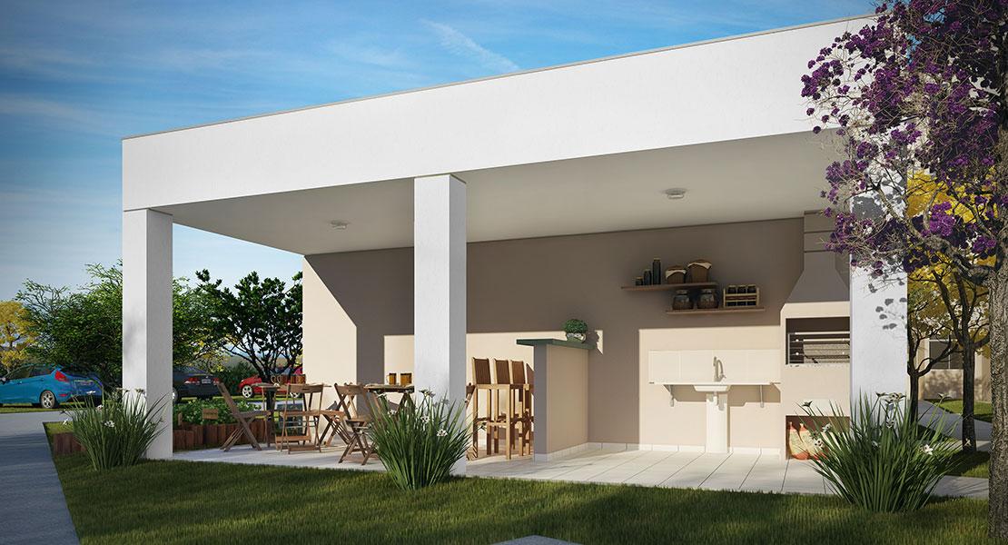 Apartamento à venda em Residencial Praia de Jangada | Jaboatão dos Guararapes | PE | foto 2 | tenda.com