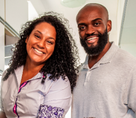 Foto do cliente Vanessa e Pablo, Rio de Janeiro que conquistou seu apartamento Tenda | tenda.com
