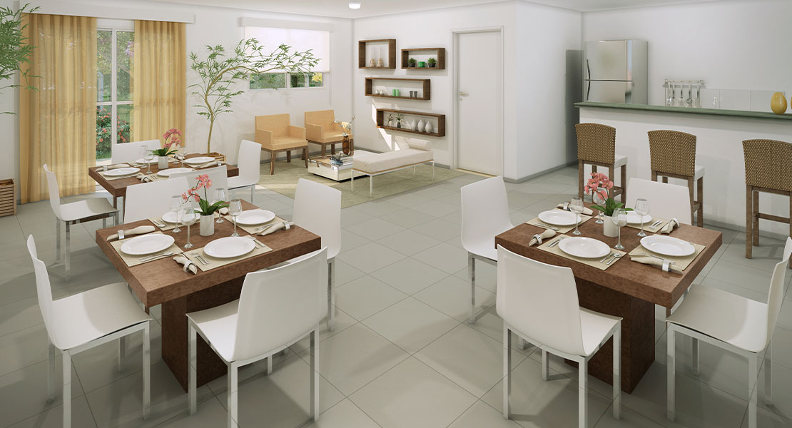 Fotos do Campo de Pouso Concorde | Apartamento Minha Casa Minha Vida | Tenda.com