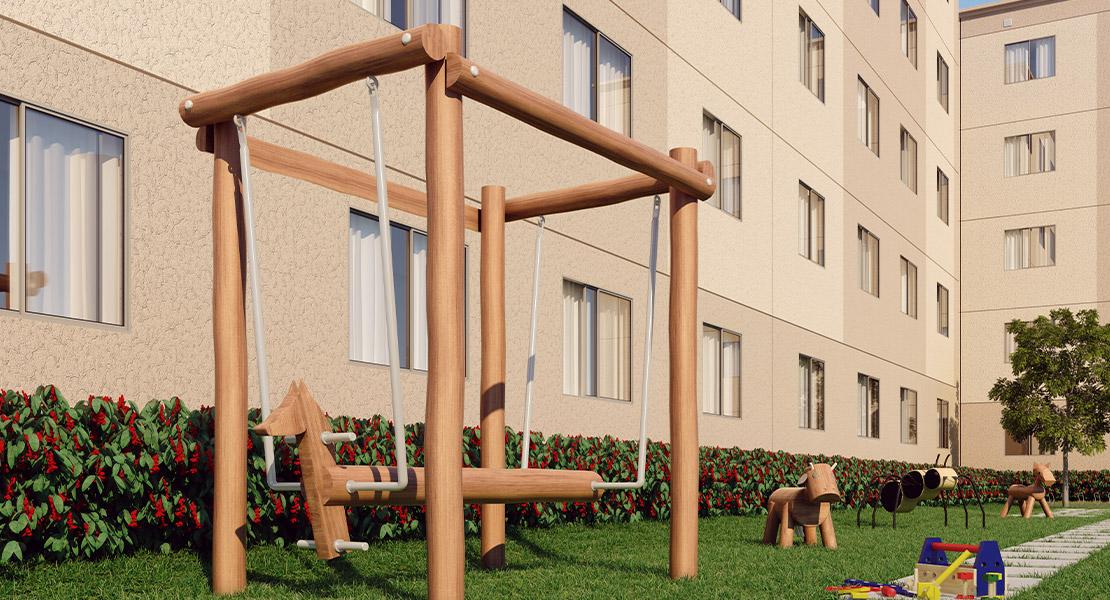 Fotos do Parque Lusitânia III | Apartamento Minha Casa Minha Vida | Tenda.com