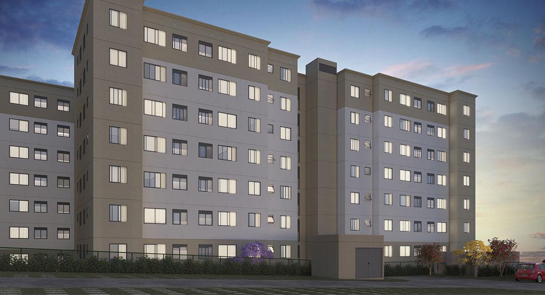 Apartamento à venda em Villaggio do Alto | Salvador | BA | foto 1 | tenda.com