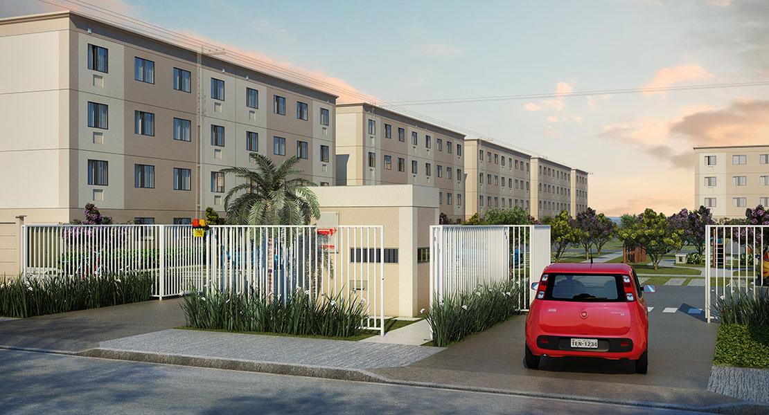 Apartamento à venda em Campo de Pouso Condomínio Zeppelin | Paulista | PE | foto 1 | tenda.com