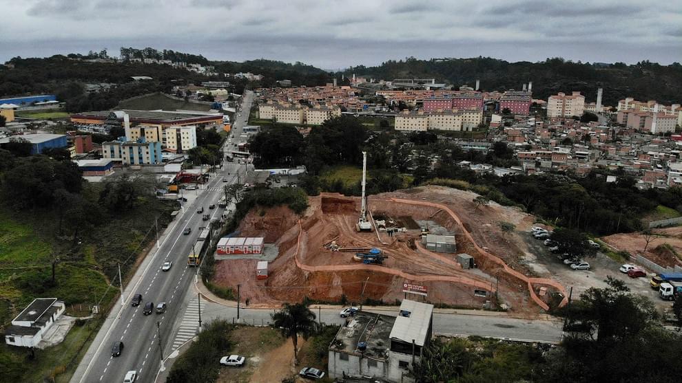 Fotos de obras no empreendimento Austral | São Paulo | SP | foto 1 | tenda.com