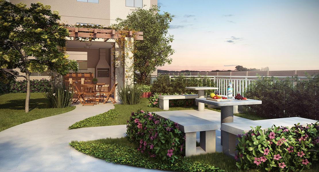 Apartamento à venda em Residencial Novo Atlântico Condominio Abrolhos | Jaboatão dos Guararapes | PE | foto 2 | tenda.com