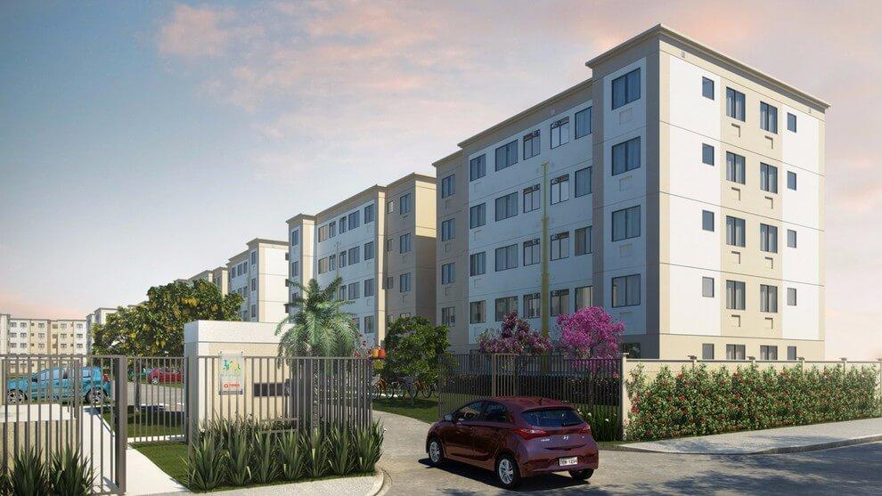 Apartamento à venda em Residencial Parque Rio Maravilha V | Rio de Janeiro | RJ | foto 8 | tenda.com