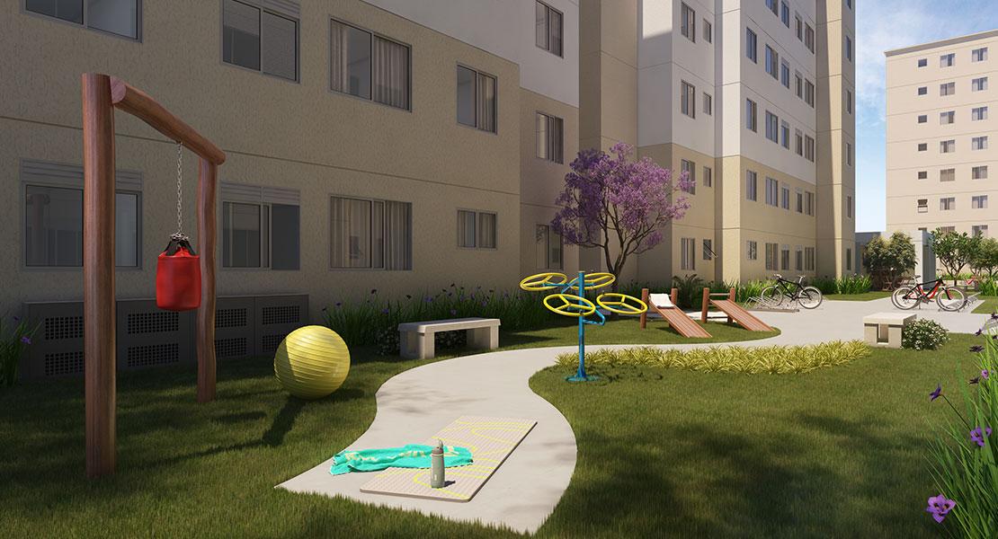 Apartamento à venda em Campo Verde | Salvador | BA | foto 2 | tenda.com