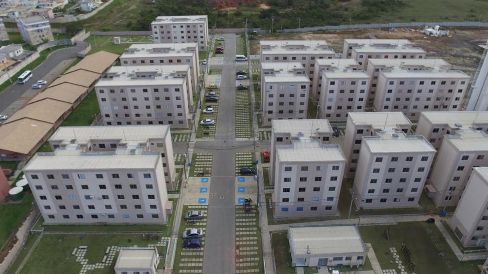 Planta de apartamento em Residencial Viena | Camaçari | BA | planta 1 | tenda.com