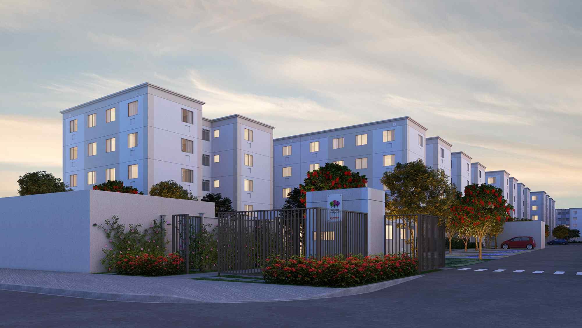 More em um apartamento Tenda no  Jardim dos Ipês III | Construtora Tenda | tenda.com