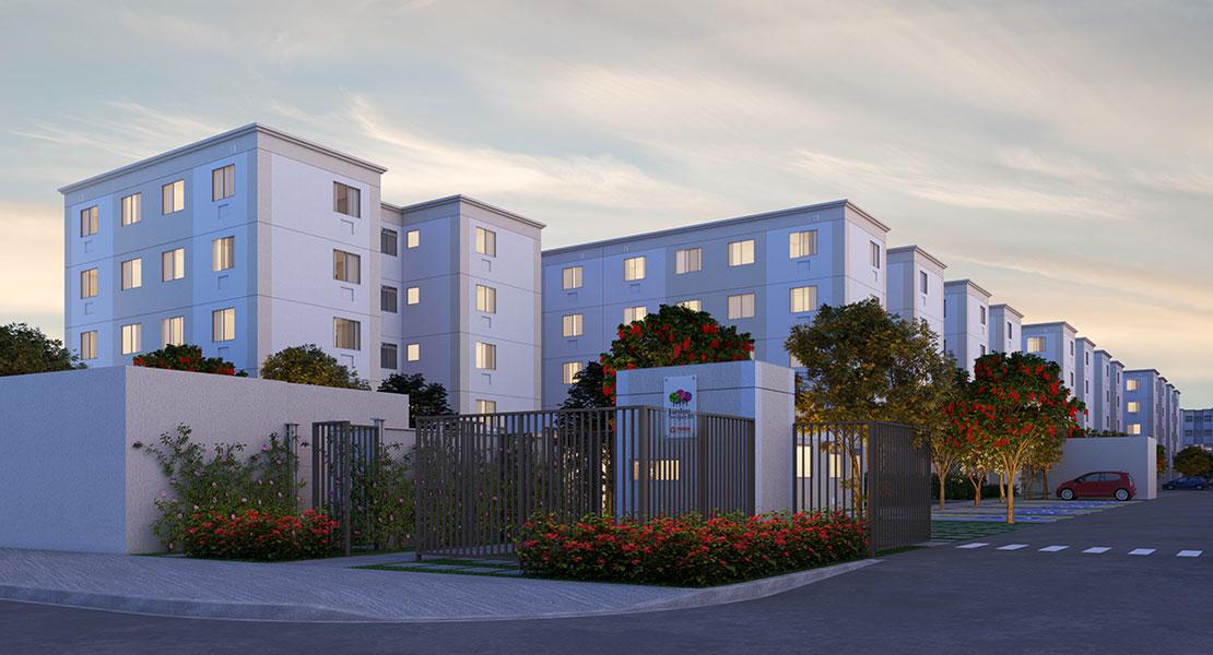 Apartamento à venda em Jardim dos Ipês III | Rio de Janeiro | RJ | foto 1 | tenda.com