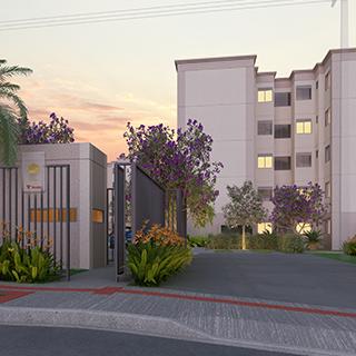 Jardim Casa Amarela | Apartamento Tenda | Tenda.com
