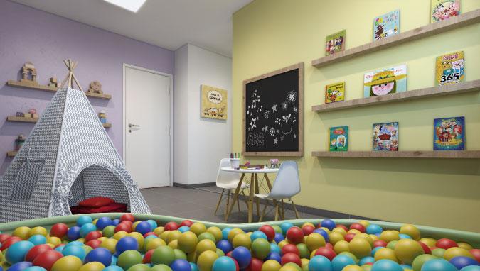 Fotos do Águas Claras | Apartamento Minha Casa Minha Vida | Tenda.com