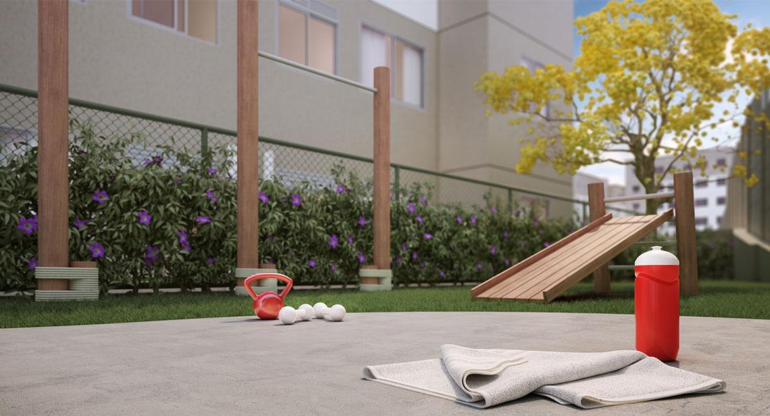 Apartamento à venda em Colina das Flores | Salvador | BA | foto 8 | tenda.com