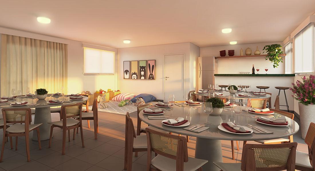 Apartamento à venda em Demoiselle | Goiânia | GO | foto 5 | tenda.com