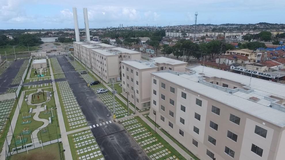Residencial Campo de Aviação | Apartamento Tenda | Tenda.com