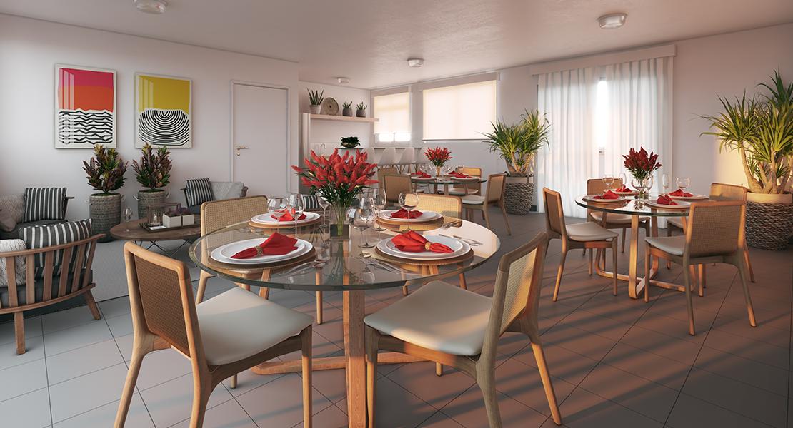 Fotos do Jardim Casa Amarela | Apartamento Minha Casa Minha Vida | Tenda.com