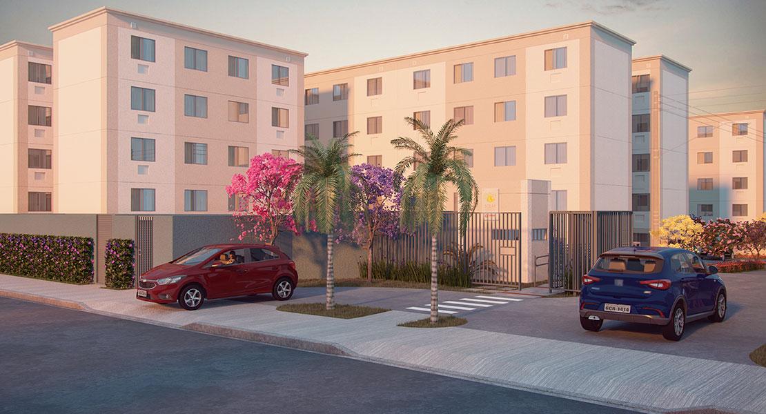 Apartamento à venda em Solar dos Oitis I | São Gonçalo | RJ | foto 1 | tenda.com