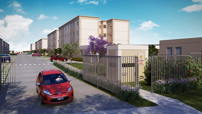 More em um apartamento Tenda no  Jardim das Camélias   Construtora Tenda   tenda.com