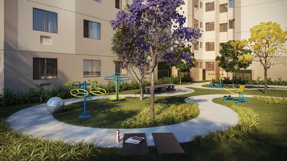 Apartamento à venda em Estação da Luz | Mesquita | RJ | foto 2 | tenda.com