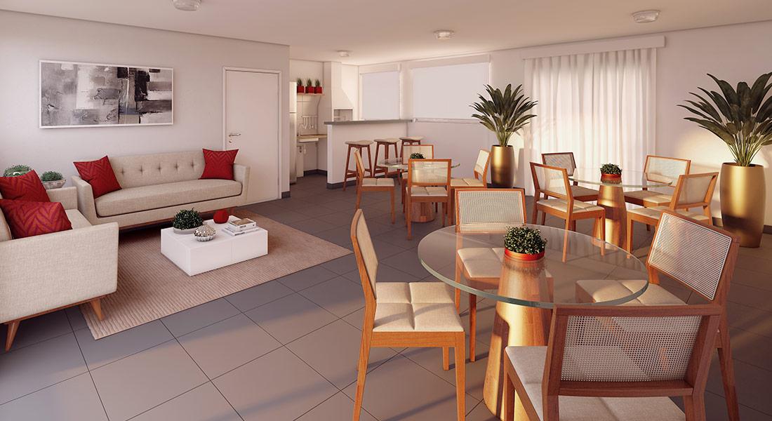 Fotos do Chácara das Parreiras I | Apartamento Minha Casa Minha Vida | Tenda.com