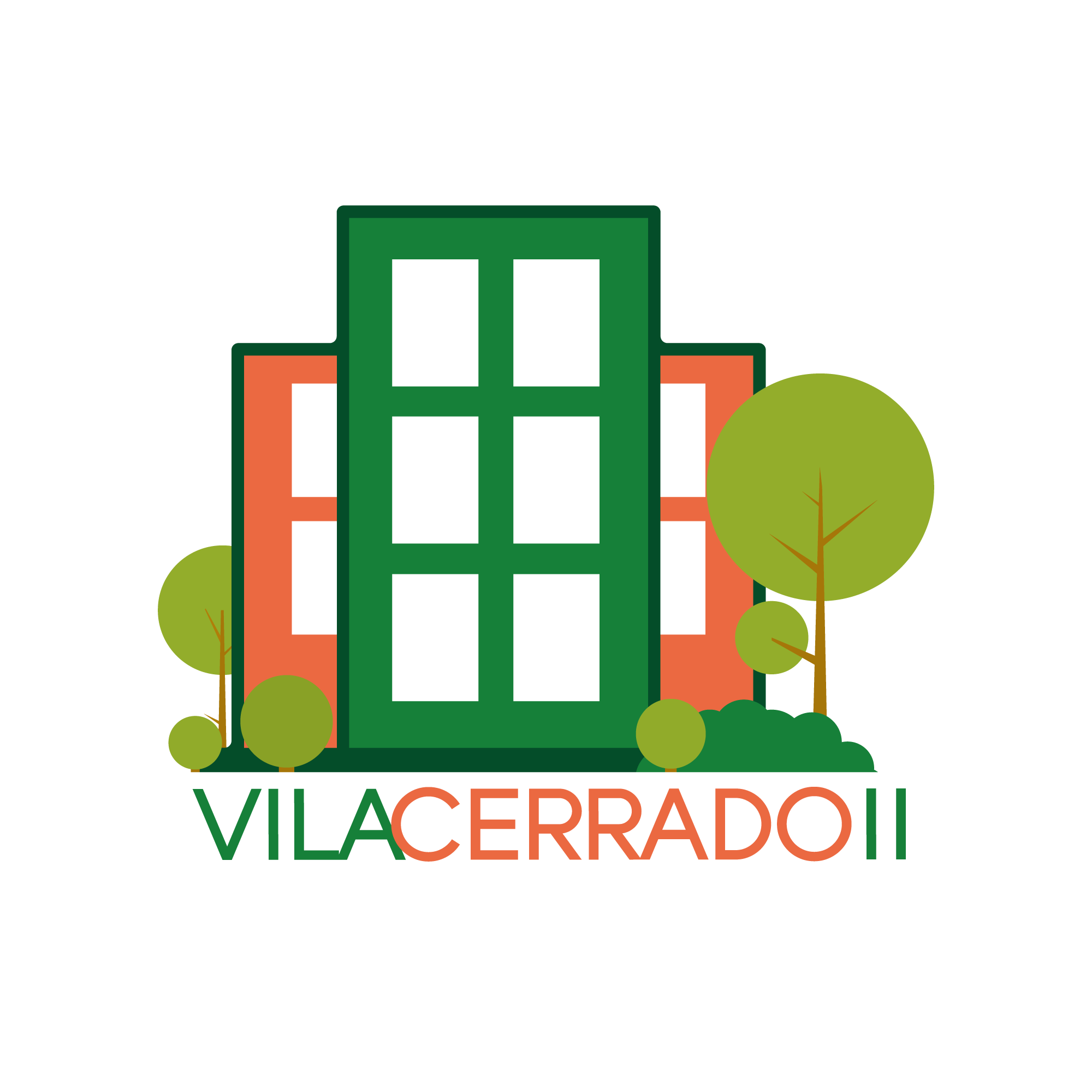 Logotipo Empreendimento Vila Cerrado II | Apartamentos à venda | Tenda.com.br