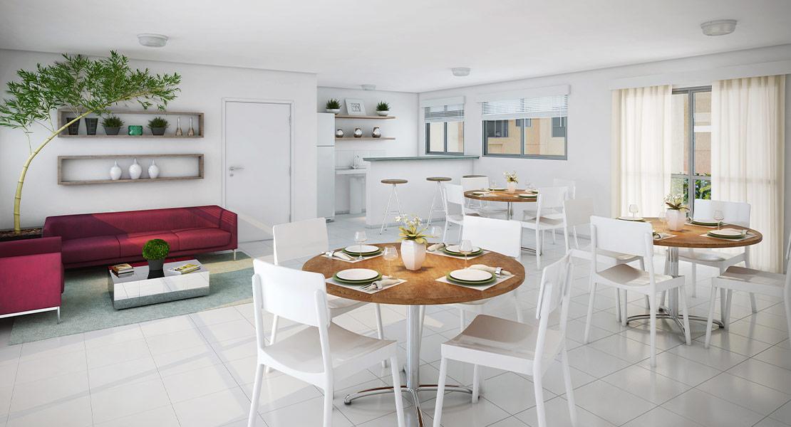 Apartamento à venda em Residencial Monte Azul | São Paulo | SP | foto 5 | tenda.com