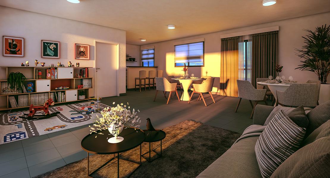 Apartamento à venda em Lazúli | São Paulo | SP | foto 3 | tenda.com